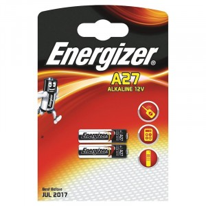 Cd2 Energizer A27 Alkaline Battery