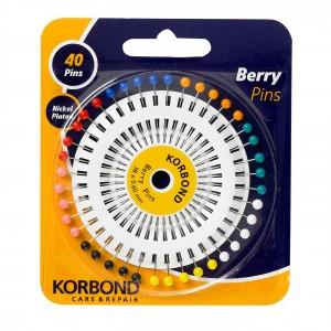 Korbond 40 Berry Pins
