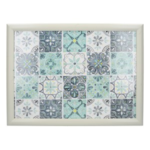 Creative Tops Green Tile Lap Tray