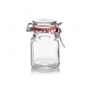 Kilner Square Spice Jar