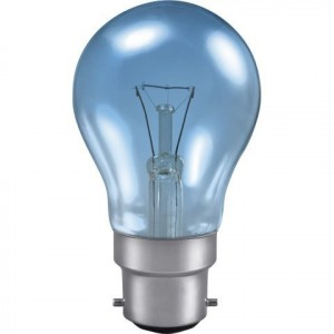 Crompton 100W BC Craft Light Daylight Blue