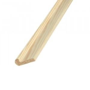 Masons Hockeystick Pine 2.4 Metre 21 x 8mm