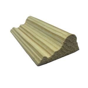Masons Dado Rail Pine 2.4 x 45 x 20mm
