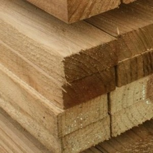 Masons Sawn Timber 2.4 Metre 47 x 50mm
