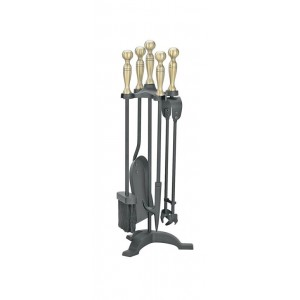 Manor Companion Set Black/Antique