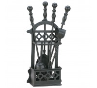 Manor Companion Set Victorian - Black