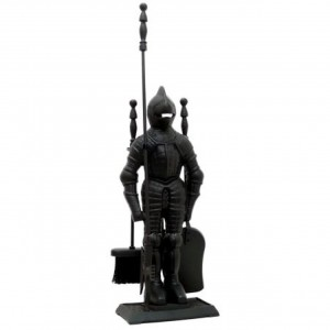 Manor Knight Fireside Companion Set