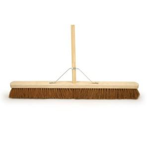 Bentley Natural Platform Broom With Handle