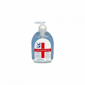 Cleenol Hand Sanitizer Gel 70% Strength 500ml