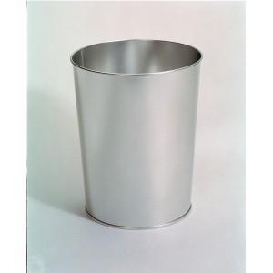 "Probus Silver Waste Bin 10"""