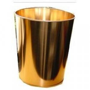 """Probus Waste Bin 10"""" Copper Glow"""