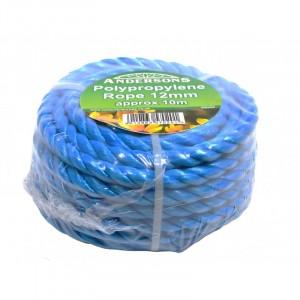 Polypropylene Rope Mini Coils 12mm x 10M