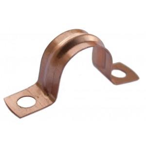 Oracstar Saddle Pipe Clips - Copper