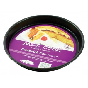 "7"" Non Stick Sandwich Tin"