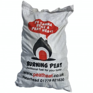 Burning Peat 25kg