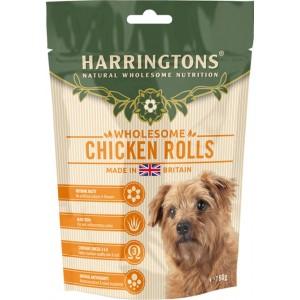 Harringtons Chicken Roll Dog Treats 100g