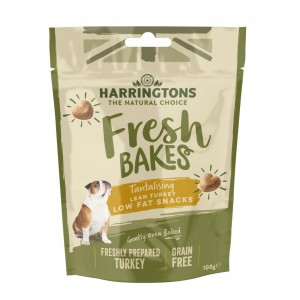 Harringtons Low Fat Dog Treats 100g