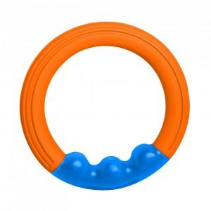 Pet Brands Dog Orbit EVA TPR LED Ring Toy