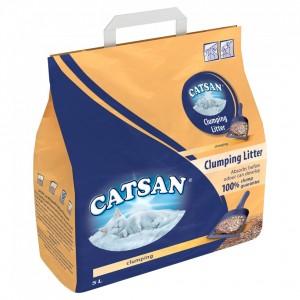 Catsan Litter Ultra Clumping 5 Litre