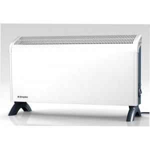 Dimplex 3kW Portable Floor/Wall Mounted Convector Heater