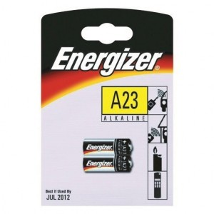 Cd2 Energizer A23 12V Alkaline Battery