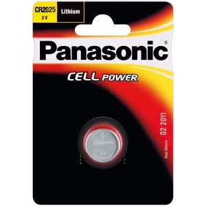 Panasonic Cr2025 Cd1 Lithium Battery