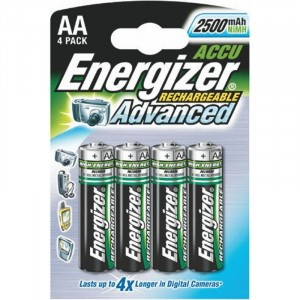 Duracell Battery AA (4)RECHARGE