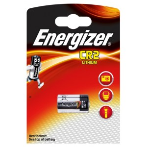 Eveready Energizer Lithium Photo CR2 Card