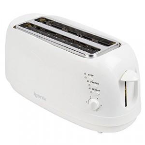 Igenix 4 Slice Toaster - White