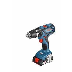 Bosch Combi Drill & 2 x 2.0Ah Batteries