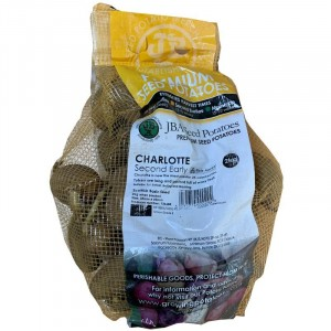 JVA Seed Potato Charlotte Second Early 2kg