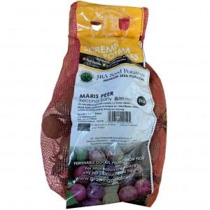 JBA Seed Potatoes Second Earlies 2kg Maris Peer