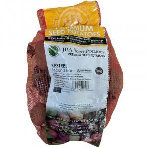 JBA Seed Potatoes Second Earlies 2kg Kestrel