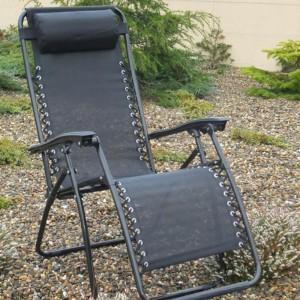 Culcita Zero Gravity Chair Black