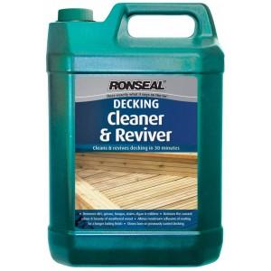 Ronseal Decking Cleaner & Reviver