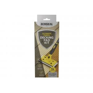 Ronseal Ultimate Finish Decking Pad Kit