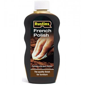 Rustins French Polish 125ml