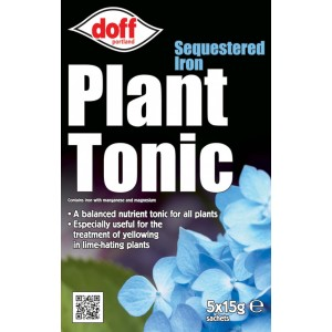 Doff Sequestered Iron Plant Tonic