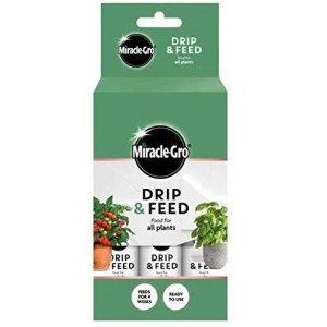 Miracle-Gro Drip & Feed Liquid for All Plants 3 x 32ml