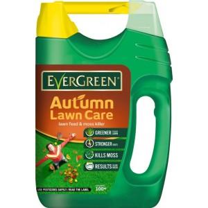 EverGreen Autumn Lawn Care Spreader