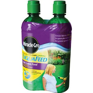Miracle-Gro M-Gro Liquafeed LushLawns
