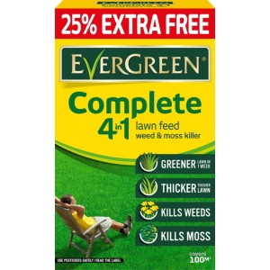 EverGreen 4 in 1 Lawn Care