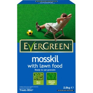 EverGreen Mosskil With Lawn Food