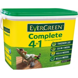 EverGreen Evergreen Complete Lawn Food 150m2