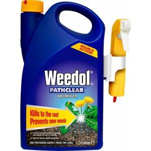 Weedol Gun! Weedkiller