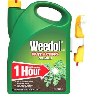 Weedol Fast Acting 3 & 5L