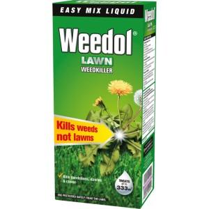 Weedol Lawn Weedkiller Concentrate