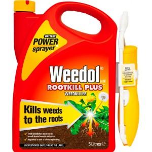 Weedol Rootkill Plus Gun!