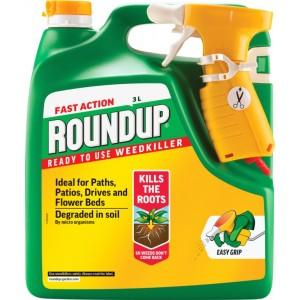 Roundup Fast Action RTU Click 3L X4