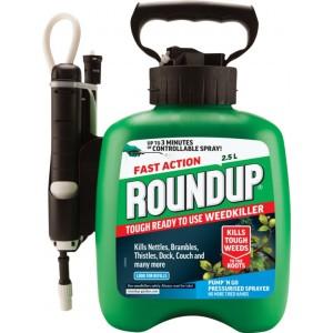 Roundup RoundUp Tough RTU 2.5L Pump'n'Go